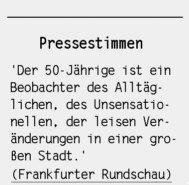 Rezension in der Frankfurter Rundschau
